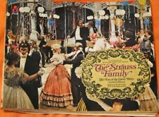 THE STRAUSS FAMILY: THE ERA OF THE GREAT WALTZ, GEORGE BAILEY, Used; Good Book