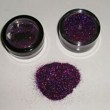 Cosmetic Holographic Eye Shadow Glitter~Compares to MAC 3D Glitter- 10 gr. jar