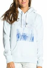 Roxy Relax Mix Pullover Hoody in Wan Blue