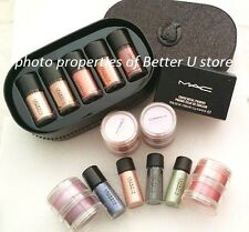 MAC PIGMENTS, GLITTERS Pick your colors!! NEW 100% AUTHENTIC Travel size
