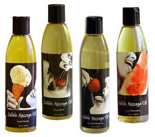 Earthly Body Edible Massage Oil -Various Flavors