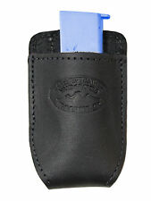 NEW Barsony Black Leather Magazine Pouch Ruger, Kel-Tec Mini/Pocket 22 25 380