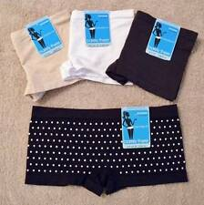Lot of 4 Barely There® Microfiber Boyshort Panty NWT Style 2855 S/M/L/XL