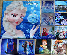 Disney frozen anna elsa olaf square cushion pillow case cover shell gift 35*35cm