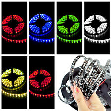 NEW 5M 3528 SMD 300 LED Strip Waterproof DIY Party Flexible Light Rope XMAS Bar