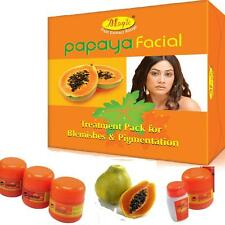 NatureEssence Papaya Facial Kit-Blemishes,Pigmentation,Spot,Dark Complex-180gram