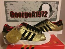 D65601 ADIDAS SUPERSTAR II 2 CNY CHINESE NEW YEAR OF THE HORSE Mens Shoes NIB