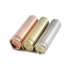 4Nine Mechanical Mod Clone - Stainless Steel Copper Brass (Free Extra Magnet)