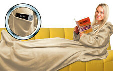NEW CUDDLE BLANKET AS YOU SEEN ON TV LARGE POCKET ONE SIZE SOFT FLEECE 12482