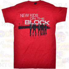 NEW KIDS ON THE BLOCK NKOTB Red T-Shirt