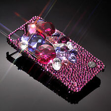 Play Bling's SWAROVSKI® unique fashion Crystal Jewelled cases -Apple iPhone 5/5S