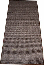 Cobbler Brown Washable Non-Skid Carpet Rug Hall Stair Floor Mat Kitchen Runner