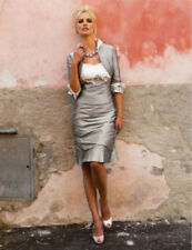Free jacket mother of the bride/groom dress women formal occasion outfit/suit+++