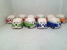 Volkswagon Camper Van Egg Cups - Choose from the Variations - BRAND NEW