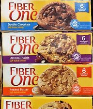 Fiber One Soft Baked Cookies Individual Pouches Good Daily Fiber ~ Pick One
