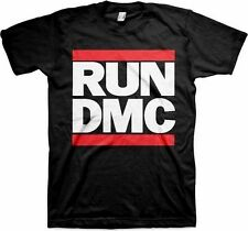 RUN DMC Old School Retro Hip Hop T-Shirt_Officially Licensed_Brand new with tags