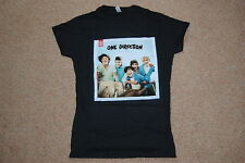 ONE DIRECTION UP ALL NIGHT LADIES SKINNY T SHIRT NEW OFFICIAL NIALL HORAN 1D