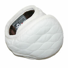 New 180s Womens Quilted Wrap Around Earmuffs