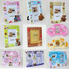 Picture Frame Baby and Children photos Galerie alarm clock Bear Motifs