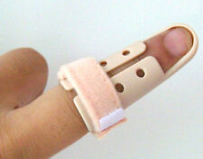 Vogue Durable Mallet Finger Support Brace Splint Protection Injury Shippin  SPCA