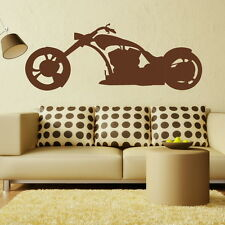 HARLEY DAVIDSON Vinyl wall sticker giant stencil tattoo mural decal graphic mo20