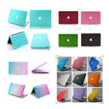 """17 Color Rubberized Hard Matte Case Cover For New MacBook AIR13 """"& PRO13"""" 15 """""""