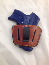 Leather Concealment Gun Holster- RUGER LC9 / LC380 with or without Laser (#1035)