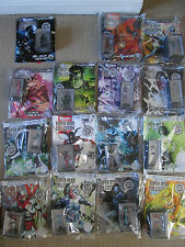 DC Super Hero Collections Blackest Night Brightest Day Figurines Eaglemoss