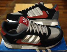 ADIDAS  ZX 850  TRAINERS - BLACK SILVER RED -     24325a1f9