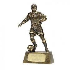 Football Trophies  - FREE ENGRAVING - Football Player Figure Trophy, Award