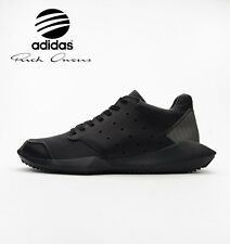 New A/W 2014 ADIDAS X RICK OWENS Tech Runner Leather Trainers  UK 7, EU 40.6