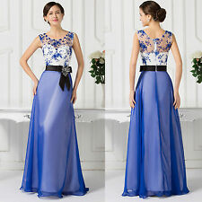 Elegant Mother Of The Bride/Groom Long Dresses Formal Prom Party Evening Dresses