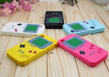 Retro Game Boy Gameboy Silicone Soft Rubber Gel Case Cover For Apple models