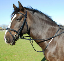 Heritage English Leather Breastplate Running Martingale