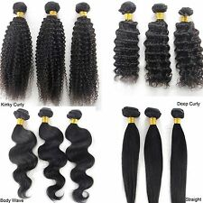 Bundle DEAL 100% brazilian & cheveux péruvien 1B