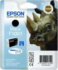 Original T1001 Epson Black Ink Cartridge