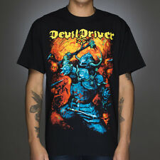 OFFICIAL Devildriver - Warrior T-shirt NEW Licensed Band Merch ALL SIZES