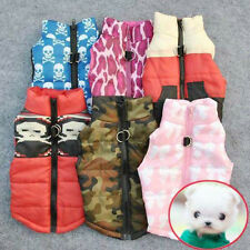 New Pet Cat Dog Clothing Vest Harness Soft Paddded Puppy Coat Clothes