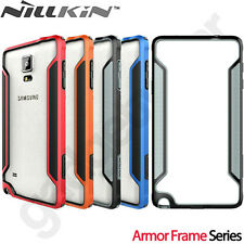 Nillkin Armor Frame Series Slim Protective Bumper Case for Samsung Galaxy Note 4