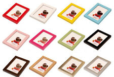 "A4/5""/6""/7""/8""/10"" Multi-size Room Decor Colorful Picture Photo Wall Frame GO"