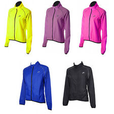 More Mile Womens Water Resistant Sports Running Cycling Rain Wind Jacket Coat