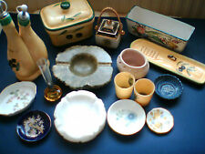 CERAMIC TABLEWARE   WEDGEWOOD, JAPANESE etc - click on the site to chose & order