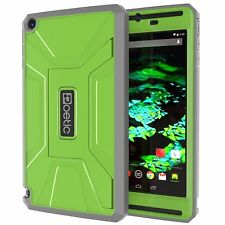 For Nvidia Shield Tablet 2014 Rugged TPU & PC Hybrid Case Poetic Revolution