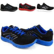 Men's Athletic Sneakers Light Weight Tennis Shoes Running Walking Training Gym