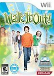 Walk It Out game for Nintendo Wii Complete