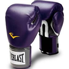 Everlast Pro Style Ladies Boxing Training Punch Bag Gloves - Black Orchid