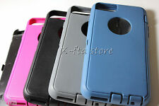 Silicone Rubber Outer Skin For Otterbox Defender Series Case For iPhone 6 Plus