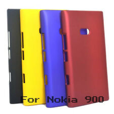 For Nokia 900 Lumia 900 Snap One Rubberized hard case back cover