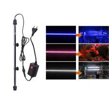 60 LED 48cm Submersible Light Aquarium Fish Light Full Spectrum Lamp 3 LED Color