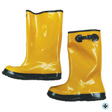 New Ironwear Yellow Rubber Overshoe Rain Boots (Sizes 9-13)